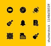 sound icon. 9 sound vectors...