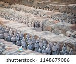 shaanxi province  china   may...   Shutterstock . vector #1148679086