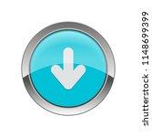arrow downward   app icon   Shutterstock .eps vector #1148699399
