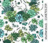 decorative colored pattern with ... | Shutterstock .eps vector #1148701259