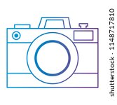 photographic camera isolated...   Shutterstock .eps vector #1148717810