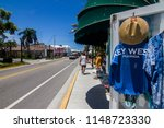 key west  florida  usa    july... | Shutterstock . vector #1148723330