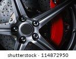 car detailing series   clean... | Shutterstock . vector #114872950