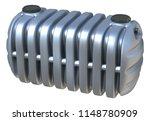 septic tanks isolated on white. ...   Shutterstock . vector #1148780909