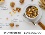 the oldest dessert in the world ... | Shutterstock . vector #1148806700