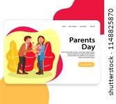 parents day illustration...