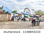 san juan del obispo  guatemala  ... | Shutterstock . vector #1148843210