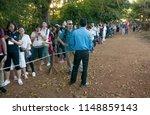 angkor wat  cambodia   december ... | Shutterstock . vector #1148859143