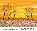 A Drought Desert Scence...