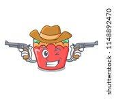 Cowboy Baking Molds Character...