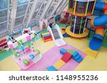 top view of the soft children's ... | Shutterstock . vector #1148955236
