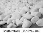 decorative gray stones handful... | Shutterstock . vector #1148962103