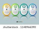 infographics design template ...   Shutterstock .eps vector #1148966390