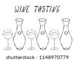 alcohol beverage red  rose ...   Shutterstock .eps vector #1148970779