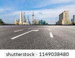 panoramic skyline and buildings ... | Shutterstock . vector #1149038480