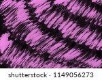 pink ink and watercolor... | Shutterstock . vector #1149056273