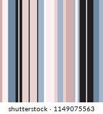 vertical stripe pattern on blue | Shutterstock .eps vector #1149075563