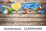 rustic background for... | Shutterstock . vector #1149094490