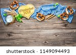 rustic background for... | Shutterstock . vector #1149094493