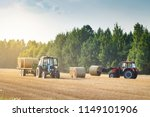 Agricultural Machinery On A...