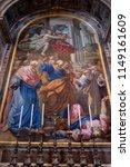 vatican city  italy   june 2018 ... | Shutterstock . vector #1149161609
