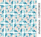 Abstract Geometric Shape Grid ...