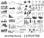 new style web elements... | Shutterstock . vector #114920788