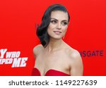mila kunis at the los angeles... | Shutterstock . vector #1149227639
