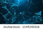 abstract digital background....   Shutterstock . vector #1149240326