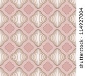 dirty pink geometric background | Shutterstock .eps vector #114927004