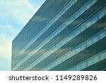 sky and clouds reflecting on a... | Shutterstock . vector #1149289826