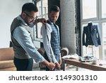 working hard to achieve best...   Shutterstock . vector #1149301310