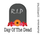 day of the dead | Shutterstock .eps vector #1149322763