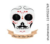day of the dead | Shutterstock .eps vector #1149322769