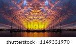 spectacular non urban coastal   ... | Shutterstock . vector #1149331970
