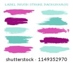 graffiti label brush stroke... | Shutterstock .eps vector #1149352970