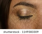 woman with cracked skin as... | Shutterstock . vector #1149383309