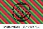 creepy christmas badge... | Shutterstock .eps vector #1149405713