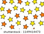 star pattern containing many... | Shutterstock . vector #1149414473