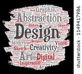 vector conceptual creativity... | Shutterstock .eps vector #1149417986