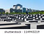 Holocaust Memorial In Berlin ...