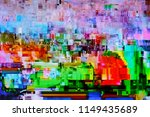 abstract image of a program... | Shutterstock . vector #1149435689