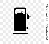 old petrol station vector icon... | Shutterstock .eps vector #1149437789