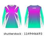 templates of sportswear designs ...   Shutterstock .eps vector #1149446693