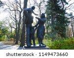 Family Statues In Leo Mol...