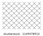 wire fence pattern illustration | Shutterstock .eps vector #1149478913