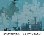 contemporary art. hand made art.... | Shutterstock . vector #1149495650