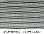 close up metal mesh background | Shutterstock . vector #1149588200