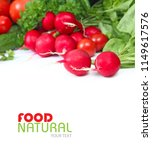 fresh ingredients for cooking... | Shutterstock . vector #1149617576