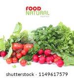 fresh ingredients for cooking... | Shutterstock . vector #1149617579